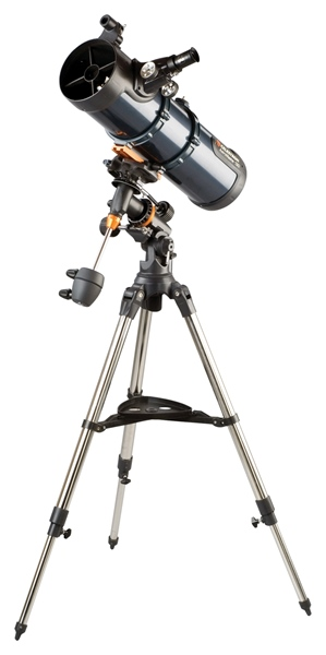 Celestron AstroMaster 130EQ-MD (Motor Drive) Telescope