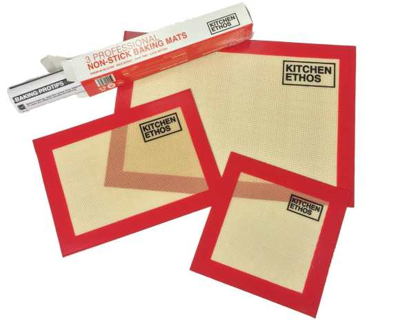 Kitchen Ethos Silicone Baking Mat