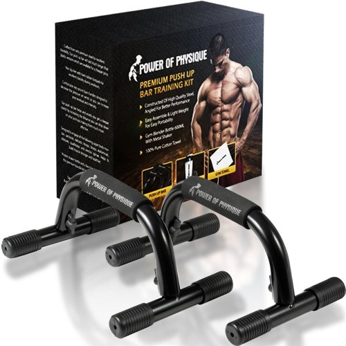 Top 10 Best Push Up Bars Review In 2020- A Step By Step Guide 1