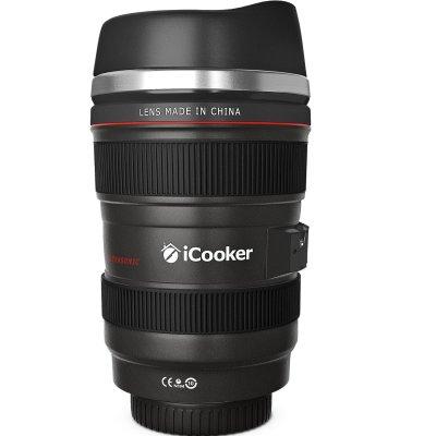 iCooker FFX-260 Camera Lens Mug