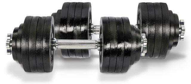 Yes4All Adjustable Dumbbells 40 , 50, 52.5 , 60 to 105 lbs