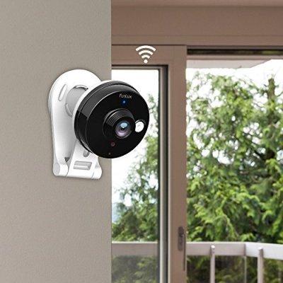 Funlux Mini WiFi Megapixel 720P HD Wireless IP Surveillance Camera