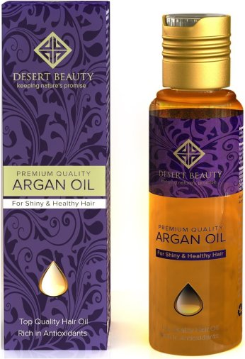 Desert Beauty Premium Argan Oil