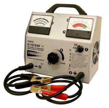 FJC (45118) 1000 Amp Carbon Pile Battery Tester