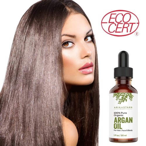 Aria Starr Beauty ORGANIC Argan Oil For Hair