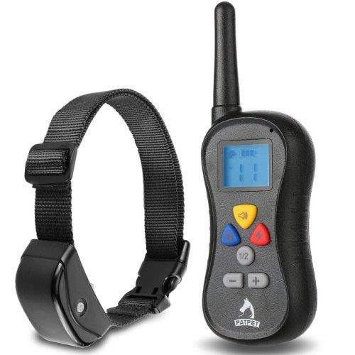 Patpet PTS-008 330 yards Remote Dog Training Collar