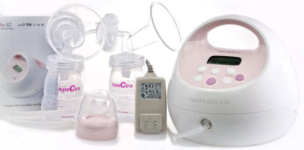 Spectra Baby USA S2 Double or Single Breast Pump