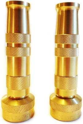 High Pressure Lead-Free Brass 2 Hose Nozzles with 6 Hose Washers