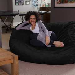 Sofa Sack Reviews Leather Refurbishment Best Comfiest Bean Bags Review Feb 2019 A Complete Guide 6 Feet Bag Lounger