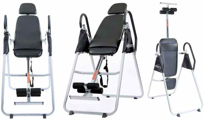 Top 10 Best Inversion Tables Reviewed In 2021- A Step By Step Guide 7