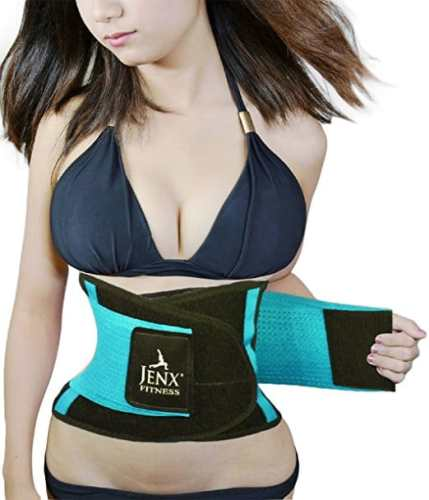 0015950a75 10. Jenx Fitness Waist Trainer – Best for Overall Performance