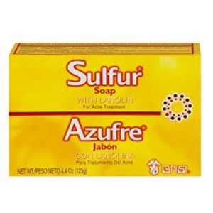 10 Best Soaps with Sulfur to Buy in 2021 – Step-by-Step Guide & Review 1
