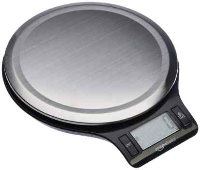 AmazonBasics Kitchen Scale