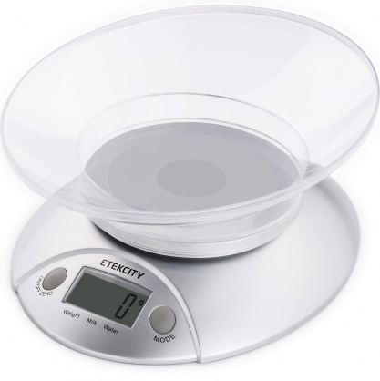 Etekcity Multifunction Weight Scale