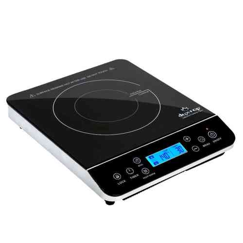 Duxtop LCD 1800-Watt Portable Burner- Digital LCD Sensor and Touch Control Panel