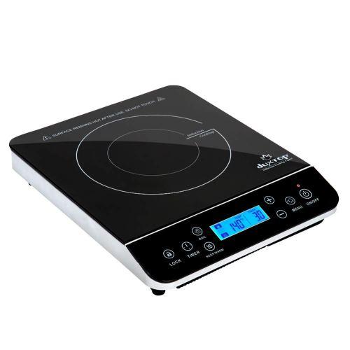 Duxtop LCD 1800-Watt Portable Burner- Digital LCD Sensor and Touch Control Panel