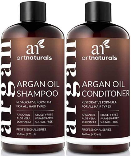 Art Naturals Argan Oil Shampoo