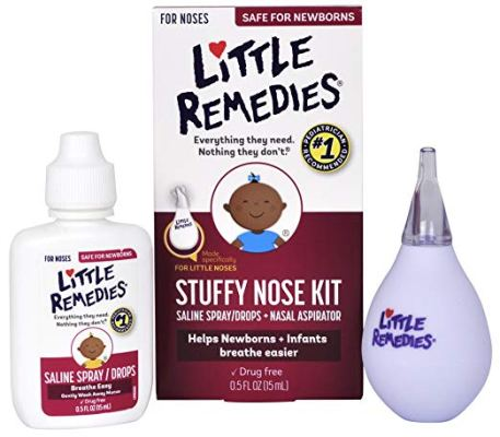Little Remedies For Noses