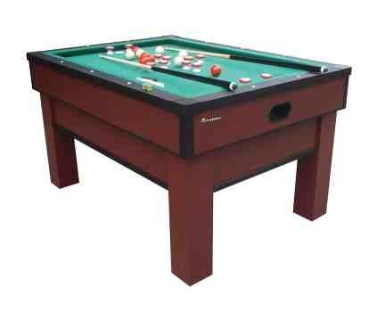 Atomic Classic Bumper Outdoor Pool Table