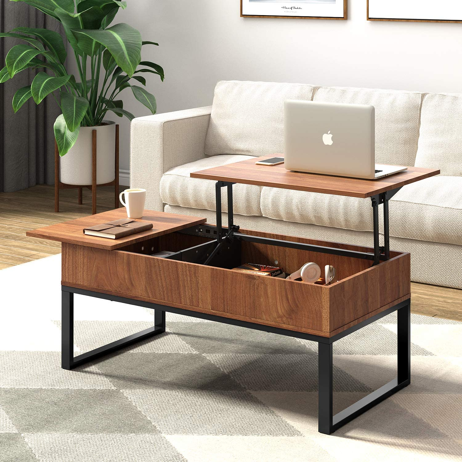 10 Best Lift Top Coffee Tables In 2020 Updated Guide