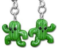 Final Fantasy Cactuar Earrings | Buy This Bling!