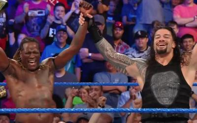 WWE SmackDown Sold Out Tickets