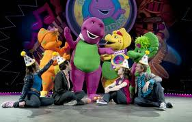 Barney Live Tickets