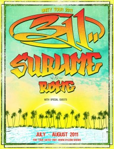 311 & Sublime Tickets