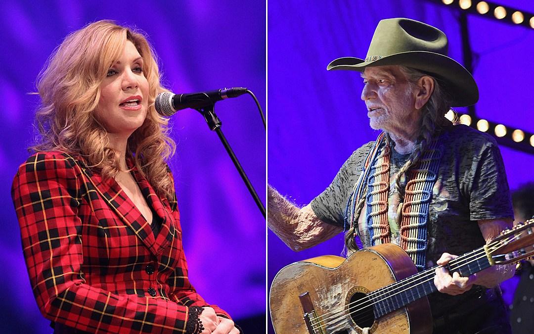 Allison Krauss and Willie Nelson Tour Tickets