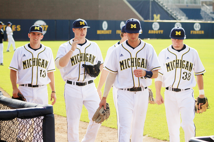 Michigan Wolverines Baseball Tickets
