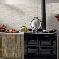 HD Slate Splitface Oyster Stone Effect Wall Tiles