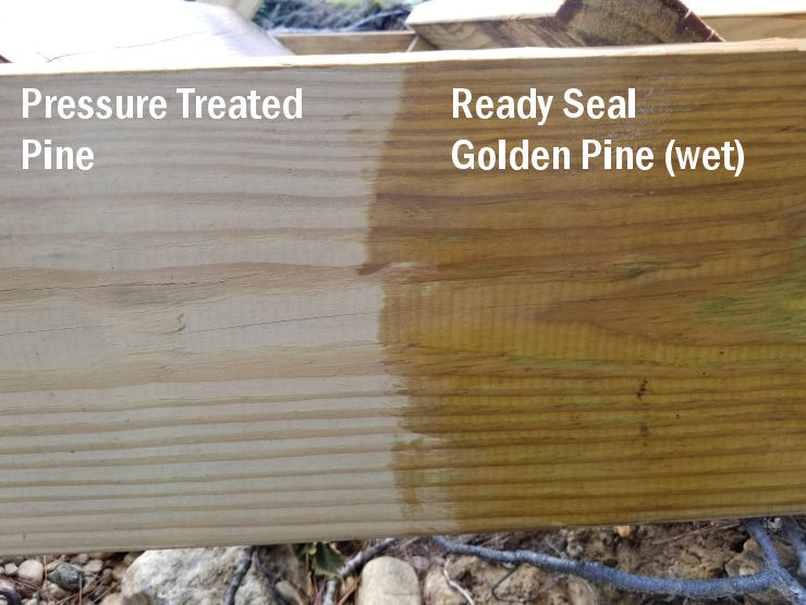 how to clean pressure treated wood deck