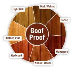 Ready Seal Deck Stain Color options,Ready Seal colors image