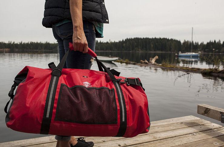 Best Waterproof Duffel Bag, Aqua Quest White Water Duffel Bag