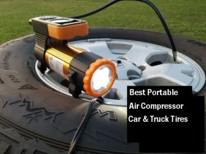 Best Portable Air Compressor for Truck Tires