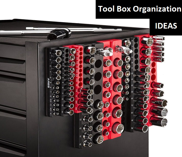 toolbox organization systems | socket set organizer case - buytoolbags