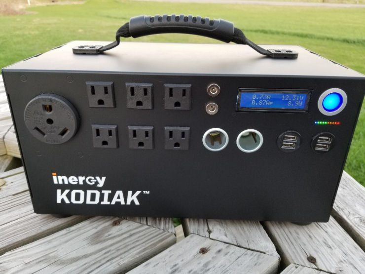 Best Portable Solar Generator Kodiak Review image