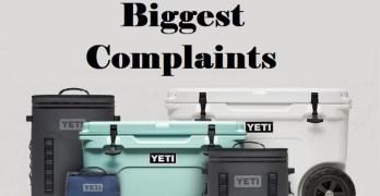BIGGEST Yeti Cooler Complaints!!!