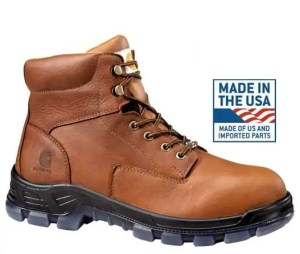 Which Carhartt boots are made in USA?