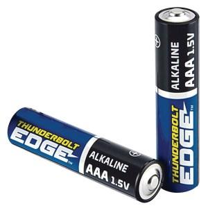 Harbor Freight Thunderbolt Edge Alkaline Batteries