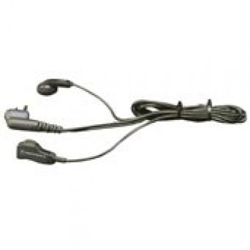 Motorola Earbud w/ Clip Microphone and PTT (53866)