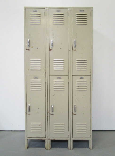 Bedroom lockers