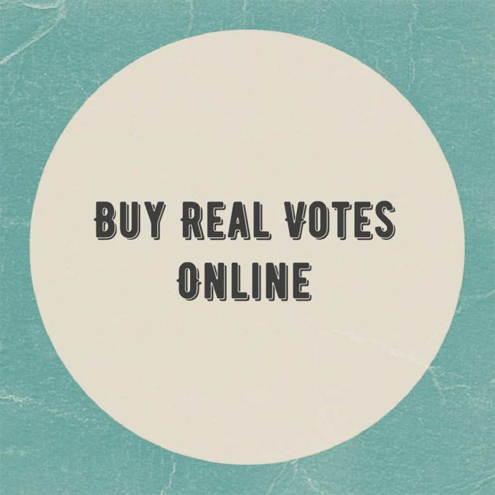 buy real votes online