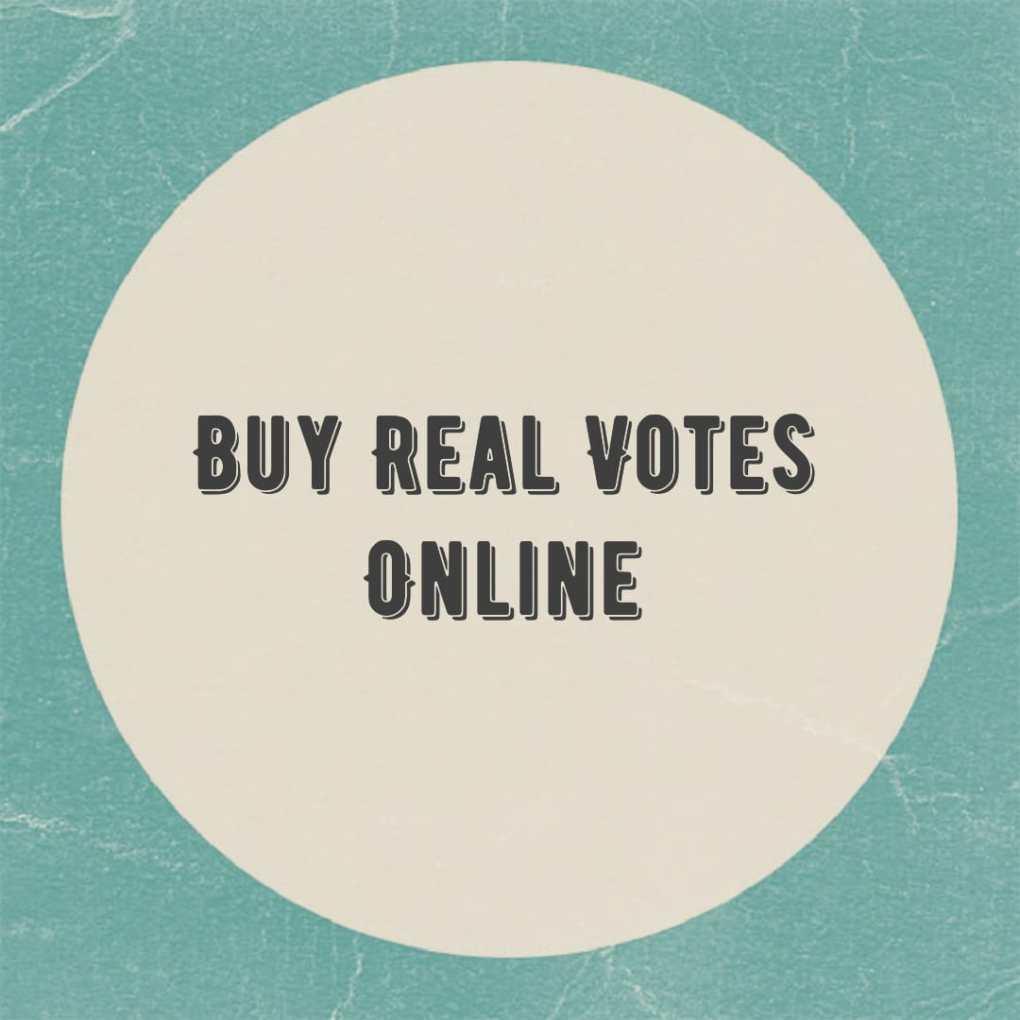 buy real votes online