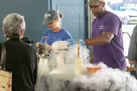 Homemade Ice Cream - WaterSports Central