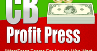 CB Profit Press Review – Premium Clickbank WordPress Theme Support CB Goliath
