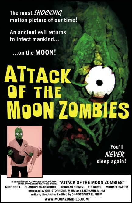 attack of the moon zombies Attack of the Moon Zombies Review