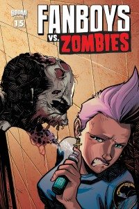Read Fanboys and Zombies #1 for free