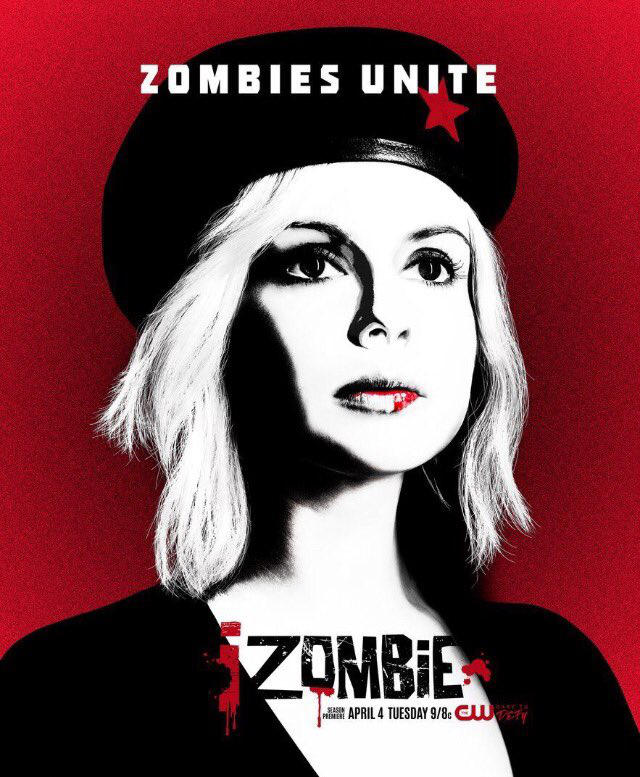 "Liz Wants You to ""Unite"" For the Third Season Of 'iZombie!'"