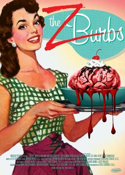Zombedy 'ZBurbs' Brings Several Strange Neighbours to Video-on-Demand, Available Now!